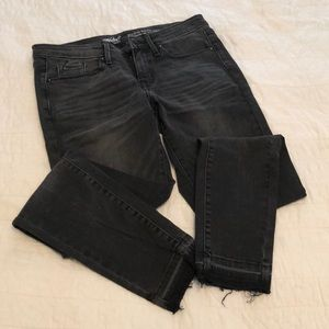 Mossimo Mid-Rise Skinny Jeans